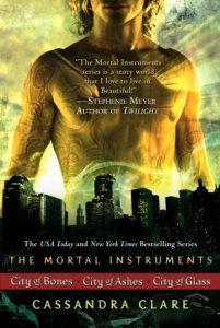 Cassandra Clare: The Mortal Instrument Series