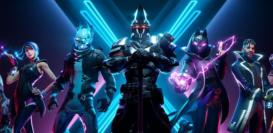 Fortnite Season X Out of Time